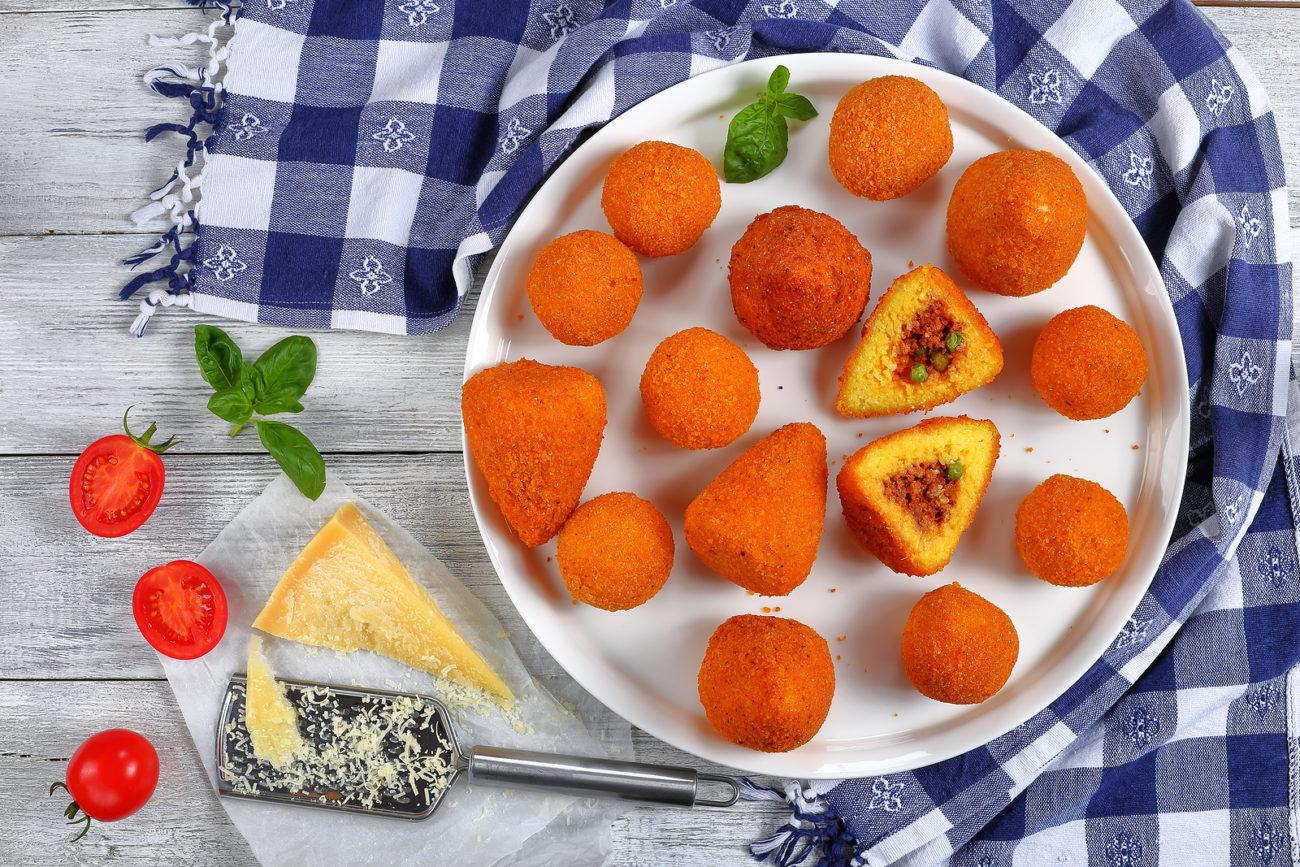 Arancini Siciliani: la ricetta originale