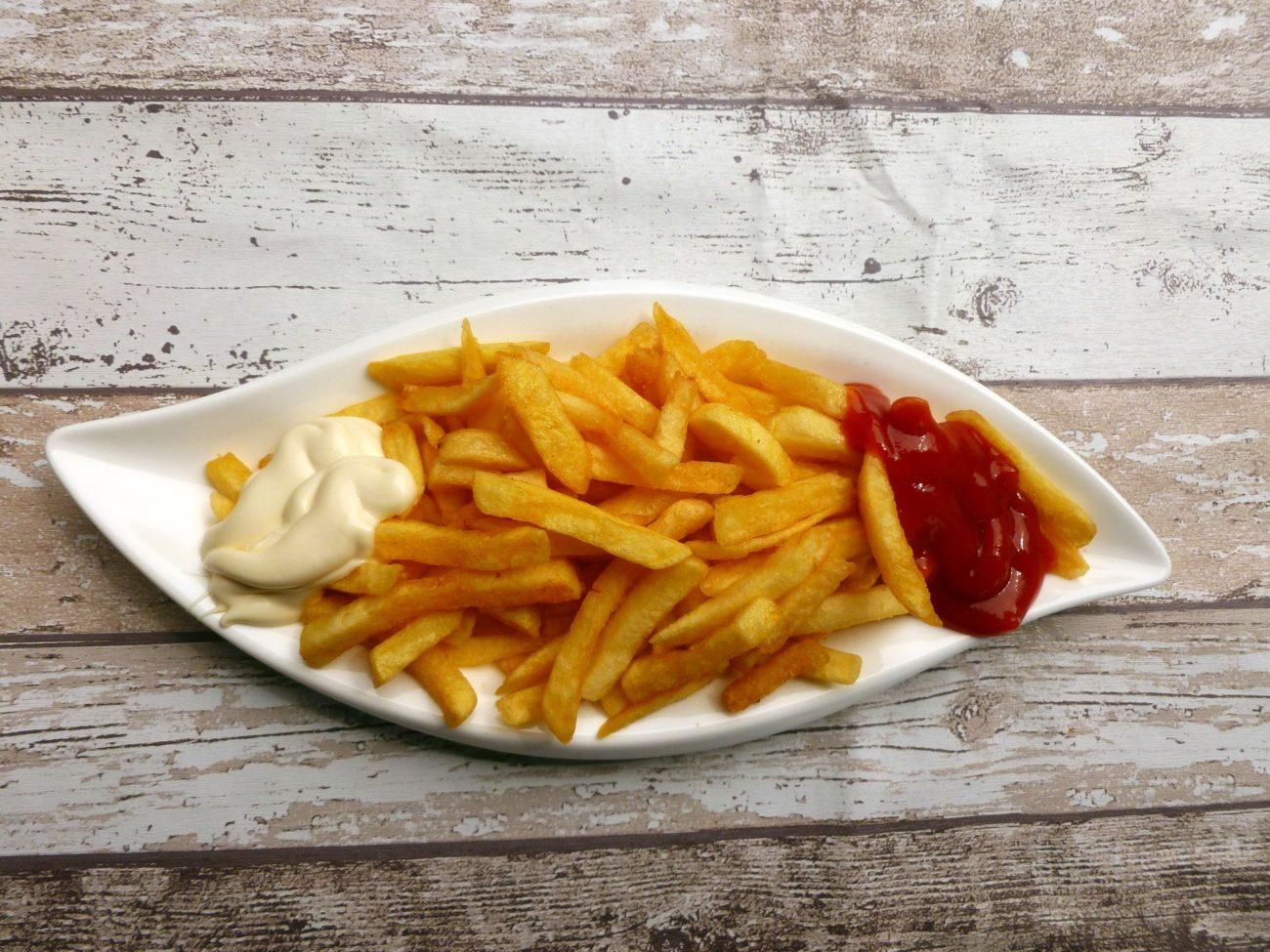 Come fare delle perfette patatine fritte in casa, come al McDonalds cenaunavolta