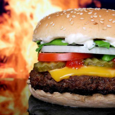 hamburger americano cenaunavoltablog
