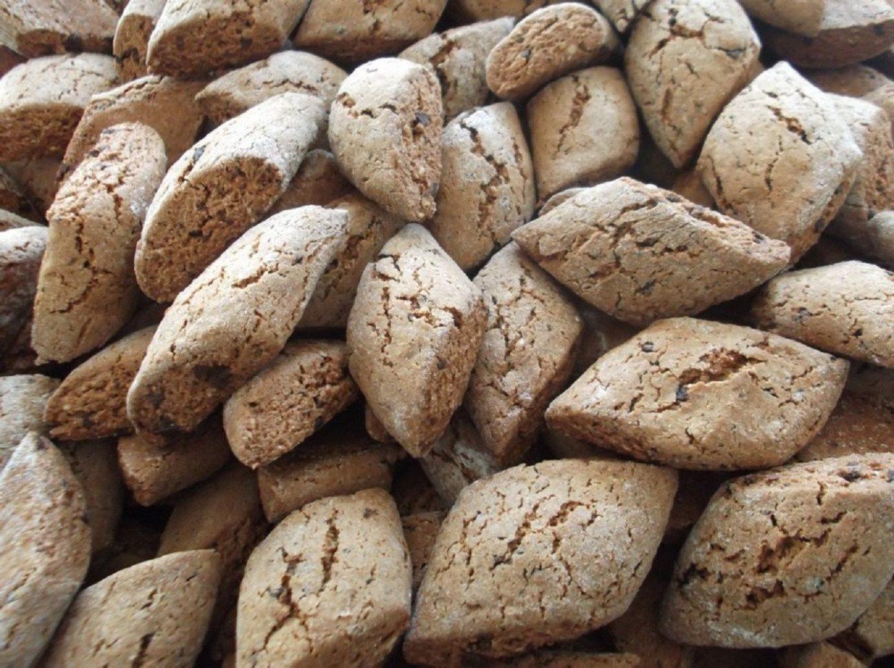 Castagnette al sapore di Puglia