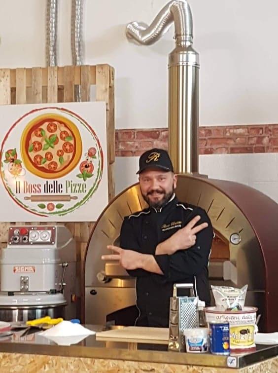 Christian Riccio pizzaiolo per passione
