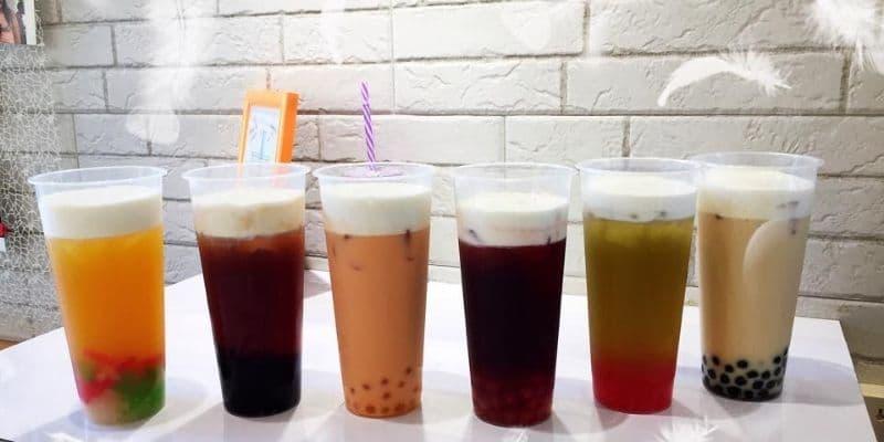 ristoranti per la dieta taiwan bubble tea