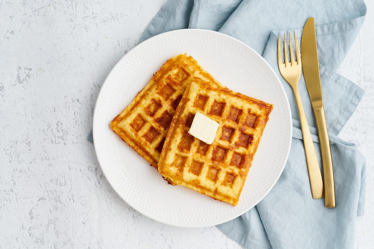 waffles cheto