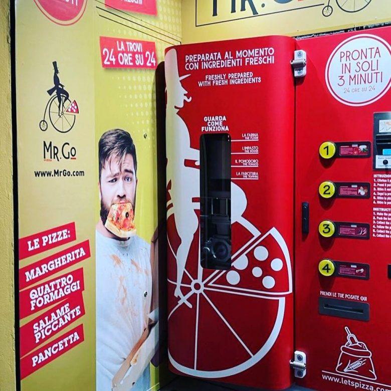 pizzeria automatica roma